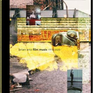 BRIAN ENO - FILM MUSIC - Eno Brian [CD album]